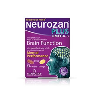 Neurozan Plus 30 Cápsulas
