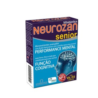 Neurozan Senior 30 Comprimidos