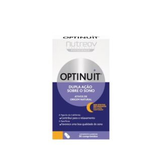 Nutreov Optinuit 30 comprimidos - Pharma Scalabis