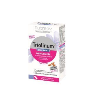 Nutreov Triolinum Dia&Noite 60 cápsulas