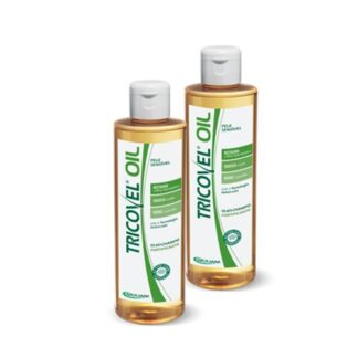 Tricovel Duo Oil Champô Fortificante 2x200ml