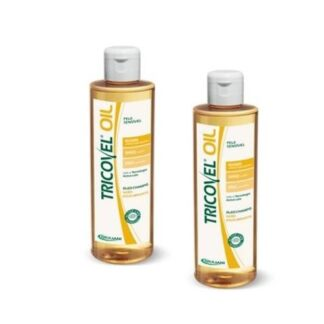 Tricovel Duo Oil Champô Sebo Equilibrante 2x200ml