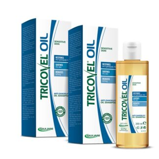 Tricovel Oil Champô Anticaspa Duo