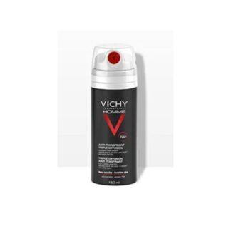 Vichy Homme Anti Transpirante Tripla Difusão 150 ml - Pharma Scalabis