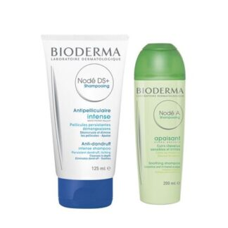 Bioderma Node Champô DS+ 125ml & Nodé A Champô 200ml