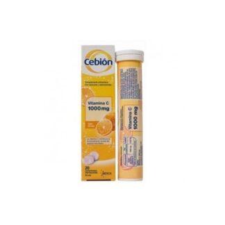 Cebion Comprimidos Efervescentes 1g 20un
