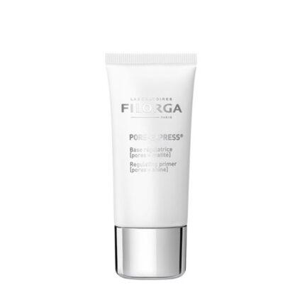 Filorga Pore-Express Primer Regulador Poros + Brilho 30ml, umconcentrado de ingredientes ativos purificantes num primer aperfeiçoador. De dupla ação imediata, bem como, de longa duração