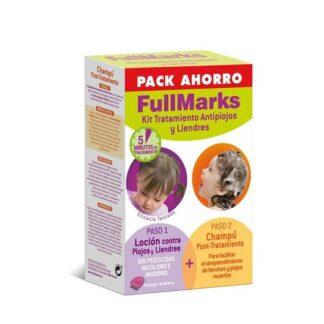 Fullmarks Pack Champô e Loção Anti-Piolhos 150 100ml