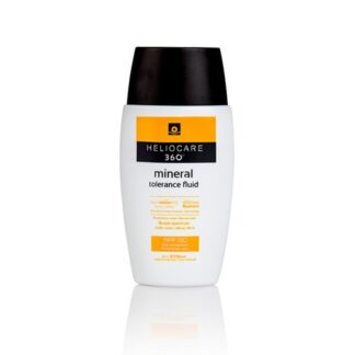 Heliocare 360º Mineral Tolerance Fluid SPF50 50gr