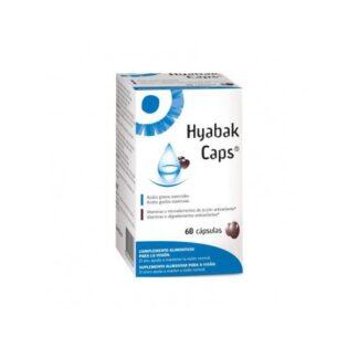 Hyabak 60 Cápsulas PharmaScalabis