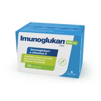 Imunoglukan P4H 60 Cápsulas PharmaScalabis