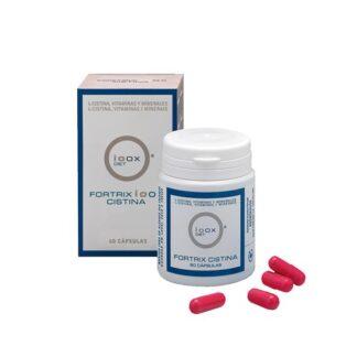Ioox Fortrix Cistina 60 Cápsulas PharmaScalabis