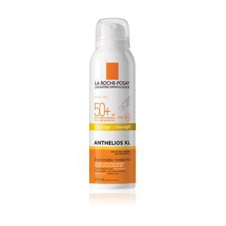 La Roche Posay Anthelios FPS50+ Bruma Invisível 200ml, com a finalidade de garantir umaproteção muito elevada para o rosto e corpo. Além disso este produto é testado sob controlo dermatológico.