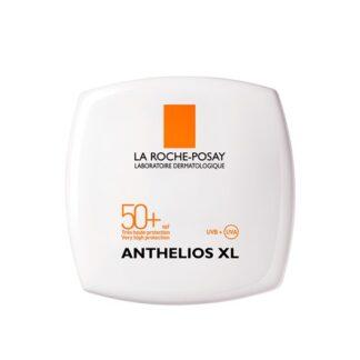 La Roche Posay Anthelios XL FPS50+ Creme Compacto Cor 2 9gr,com a finalidade de garantir uma proteção muito elevada para o rosto.
