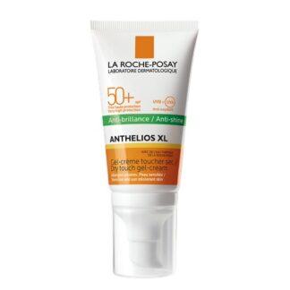 La Roche Posay Anthelios XL FPS50+ Gel-Creme C/Perfume 50ml,com a finalidade de garantir uma proteção elevada contra os raios solares.