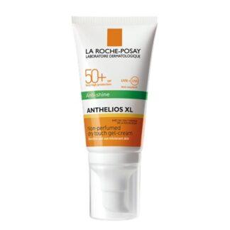 La Roche Posay Anthelios XL FPS50+ Gel-Creme S/Perfume 50ml,com a finalidade de garantir uma proteção elevada contra os raios solares.