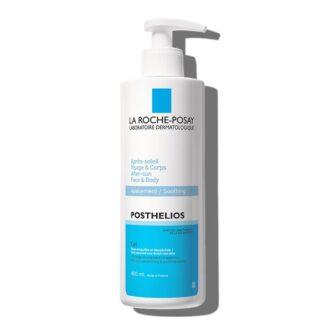 La Roche Posay Posthelios Gel Fundente 400ml, com a finalidade de hidratante para depois da exposição solar. Certamente indicado para pele seca e exposta ao sol.