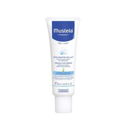 Mustela Cuidado Crosta Láctea 40 ml,cuidado com a finalidade de eliminar e prevenir o reaparecimento da Crosta Láctea, desde o nascimento.