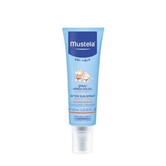 Mustela Spray Após-Sol 125 ml,hidrata, alivia e ainda assim refresca. Com a finalidade de proteger o capital vida da pele do seu bebé desde hoje e para amanhã.