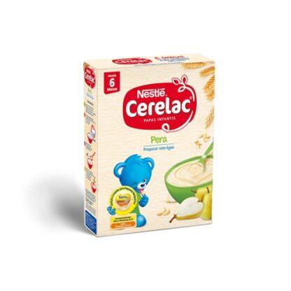Nestlé CERELAC Farinha Láctea Pera 250gr PharmaScalabis