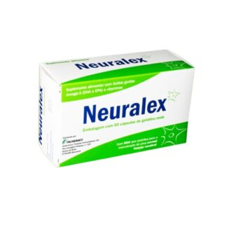 Neuralex 60 Cápsulas Pharmascalabis
