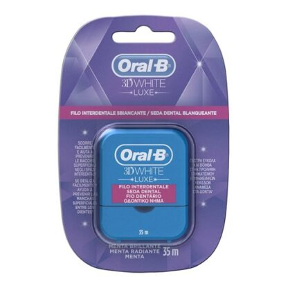 Oral-B 3D White Fio Dentário 35m