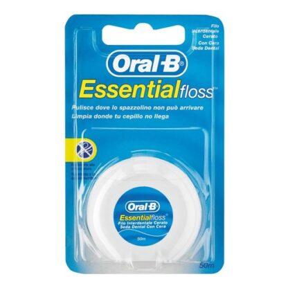 Oral-B Essential Floss Fio Dentário com Cera