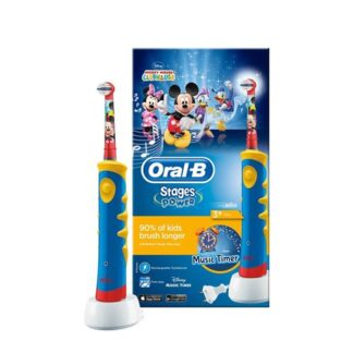 Oral-B Stages Mickey Escova de Dentes Elétrica