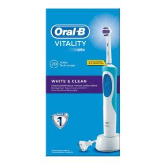 Oral-B Vitality White & Clean Escova de Dentes Elétrica