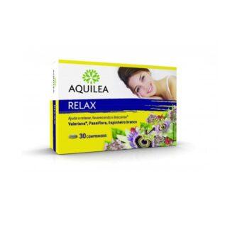Aquilea Relax 30 Comprimidos - PharmaScalabis
