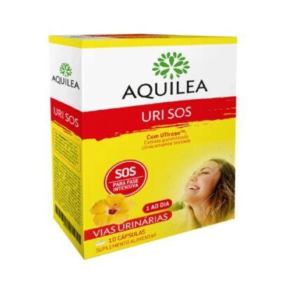 Aquilea Uri Sos 10 cápsulas PharmaScalabis