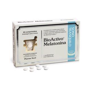 BioActivo Melatonina 60 comprimidos