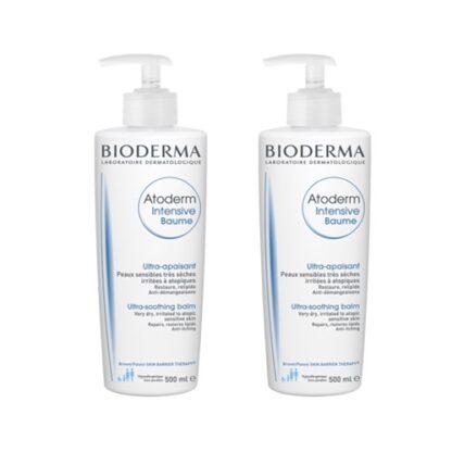 Bioderma Atoderm Duo Pack Intensive Baume 2x500ml