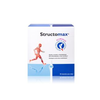 Structomax 28 Saquetas Glucosamina Condroitina - Pharma Scalabis
