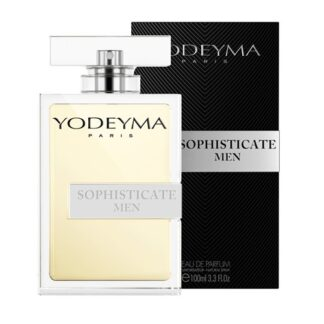 Yodeyma Homem Sophisticate Men 100 ml - Pharma Scalabis