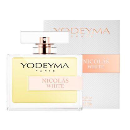 Yodeyma Mulher Nicolás White 100 ml