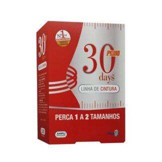 30 Days Linha Cintura Plus 120 comprimidos PharmaScalabis