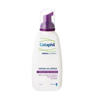 Cetaphil Dermacontrol Espuma Limpeza Pele Acneica 235 ml