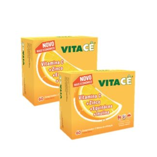 Vitace Duo Pack 2x60 Comprimidos