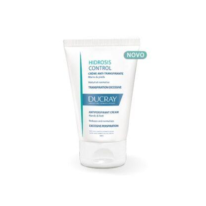 Ducray Hidrosis Control Creme antitranspirante Mãos e Pés 50ml - PharmaScalabis