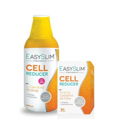 Easyslim Celulite Reducer + Cell Reducer 30 Comprimidos