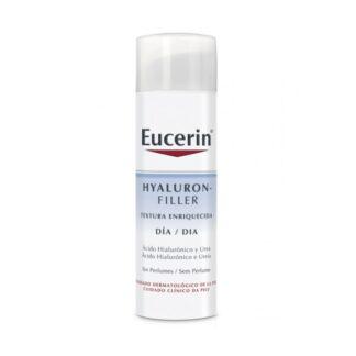 Eucerin Hyaluron-Filler Textura Enriquecida Creme Dia 50ml - PharmaScalabis