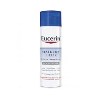 Eucerin Hyaluron-Filler Textura Enriquecida Creme Noite 50ml - Pharmascalabis