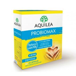 Aquilea Probiomax 45 Cápsulas Pharmascalabis