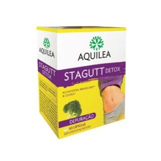 Aquilea Stagutt Detox 60 Cápsulas Pharmascalabis