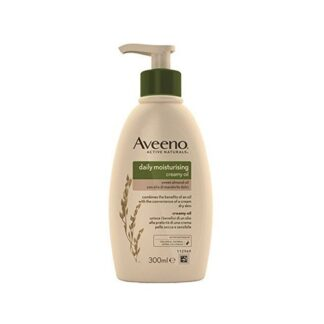 Aveeno Daily Moisturising Creamy Oil 300 ml