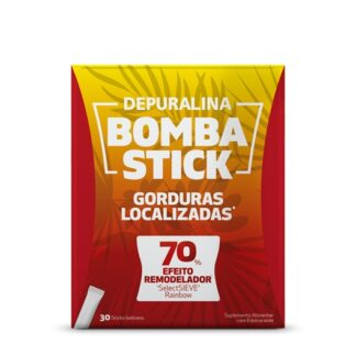 """A Depuralina BombaStick foi especificamente desenvolvida de ajudar a recuperar o teu verdadeiro """"eu"""", de modo a atingir uma silhueta agradável"""