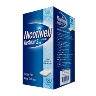 Nicotinell Freshmint 2mg 120 Pastilhas Pharmascalabis