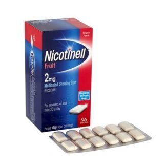 Nicotinell Fruit 2mg 120 Pastilhas PharmaScalabis