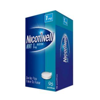 Nicotinell Mint 1mg 96 Pastilhas Pharmascalabis